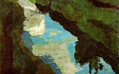 """07.03.21 – Paula Modersohn-Becker – """"Moorgaben"""" (1900-1902)."""